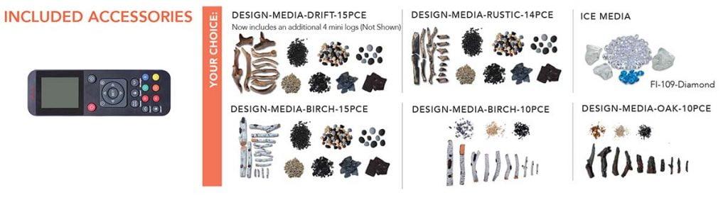 BESPOKE fireplace accessories