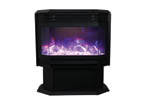 Freestandelectric fireplace