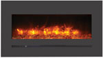 WM-FML-34 electric fireplace